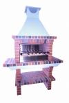 Печь-барбекю Saunday 701-INOX